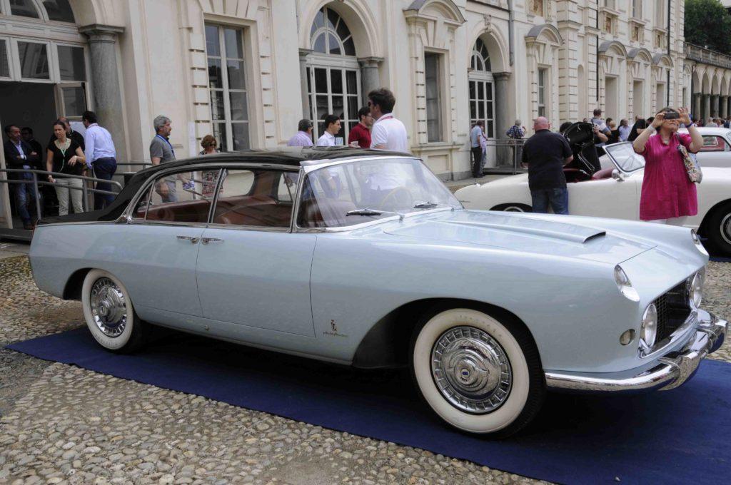 La Lancia Florida 1 (1955) di Corrado Lo Presto, 'Best in Show'.