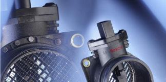 Sensore per misurare la portata in massa di aria - Debimetro