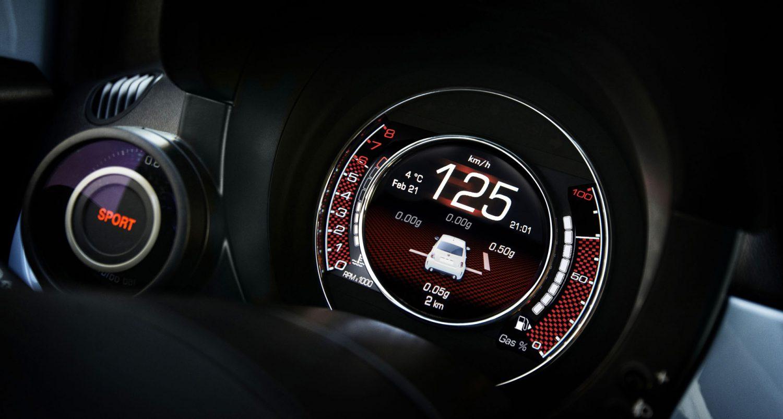 Nuova Abarth 500 Auto Tecnica