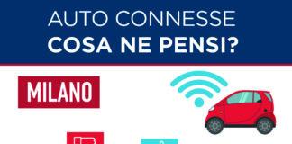 I milanesi e la tecnologia in auto