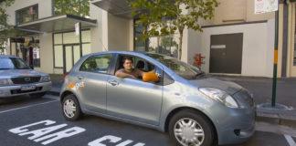 Gli italiani e il car sharing