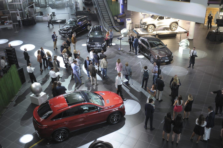 Suv Mercedes