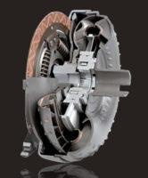 Il convertitore con le molle per lo smorzamento delle vibrazioni torsionali.