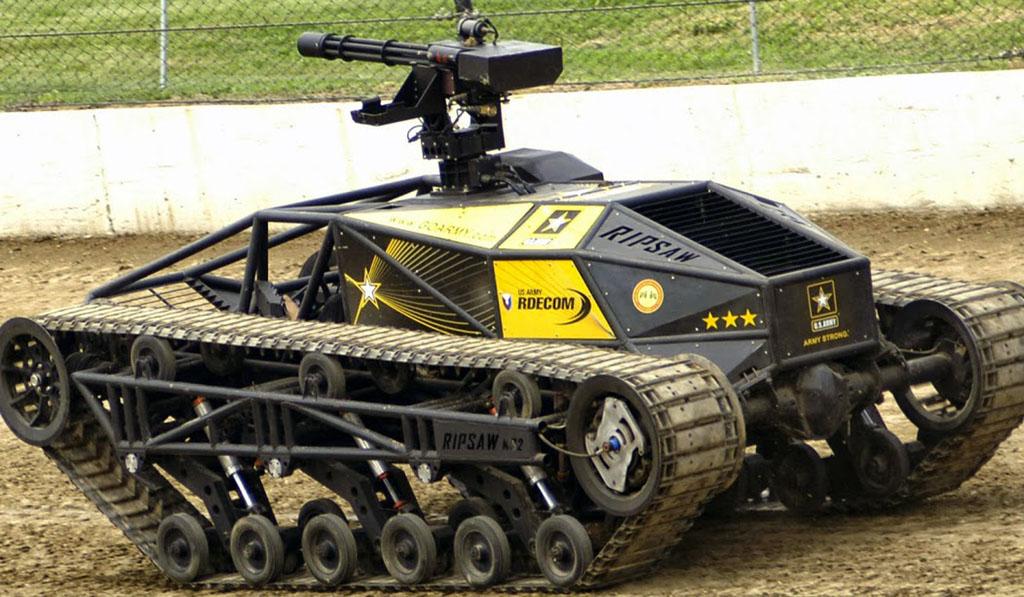 Carro armato da turismo