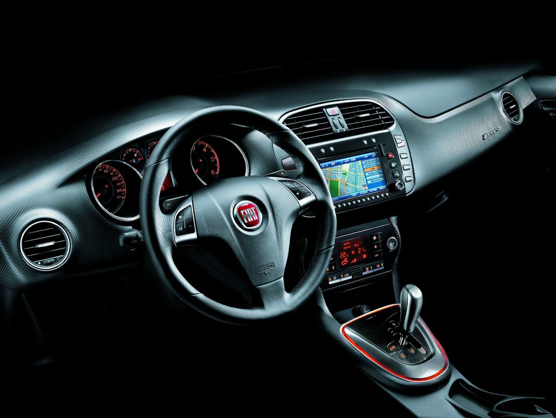 Interni Fiat Bravo