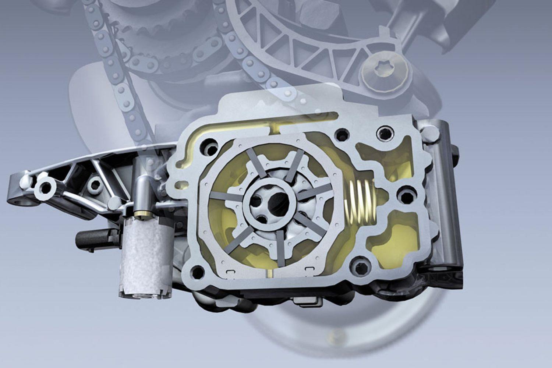Pompa olio Mercedes-Benz