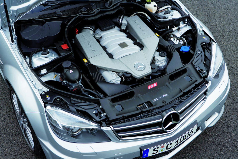 V8 AMG DA 6.3 LITRI