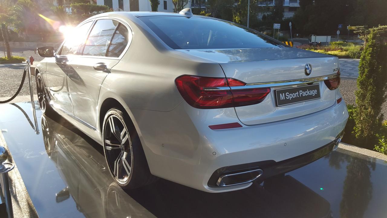 BMW 740i M-Sport