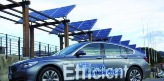 BMW ecotour