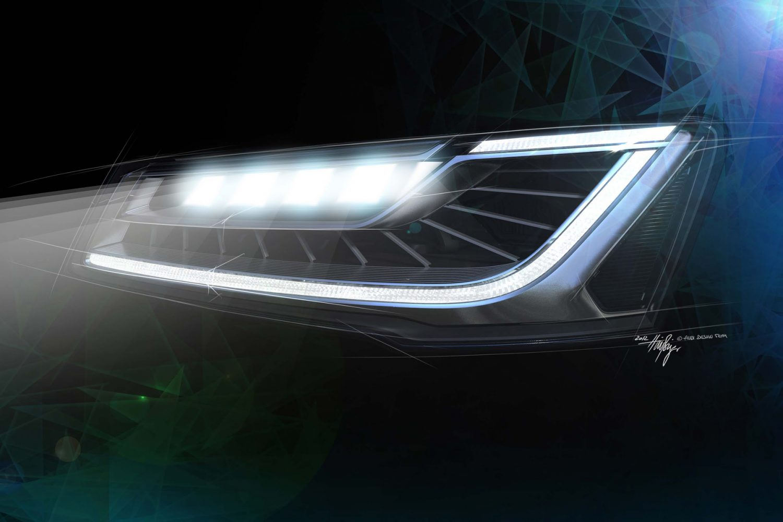 Audi Laser