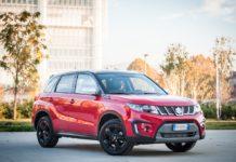 La nuova Suzuki Vitara S