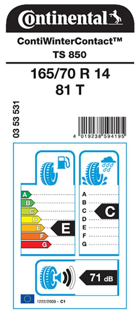 Etichette pneumatici: quanta approssimazione!