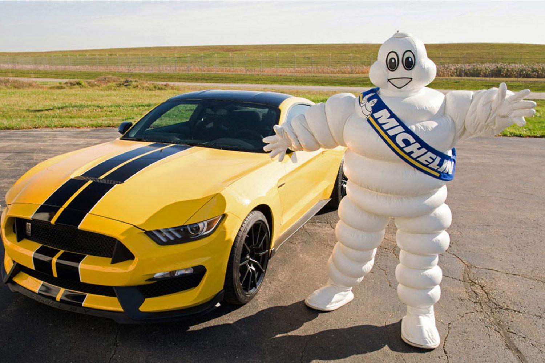 Ford e Michelin
