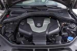Il motore della GLS 350 d 4Matic è un V6 di 3 litri che sviluppa 258 CV a 3.400 giri