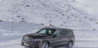 Sulla neve battuta il controllo del mezzo è totale e si viaggia in grande sidurezza