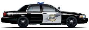 2008 Ford Crown Victoria Flexible Fuel Police Vehicle. (03/29/2007)