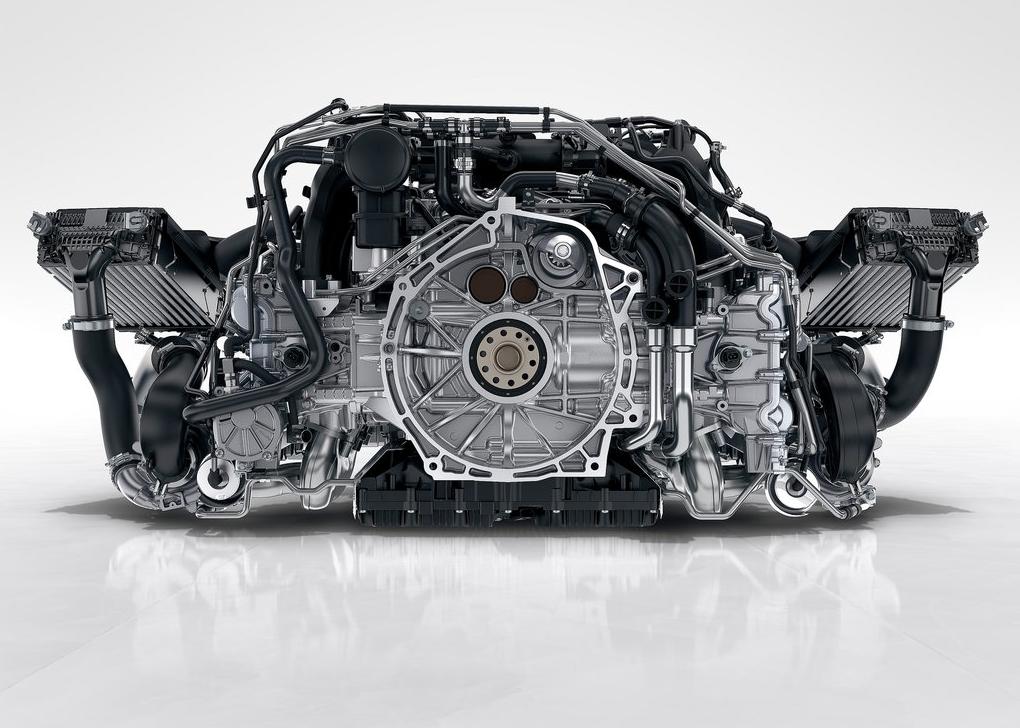 3.0L V6 flat six