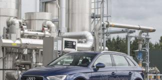 Audi, carburanti alternativi