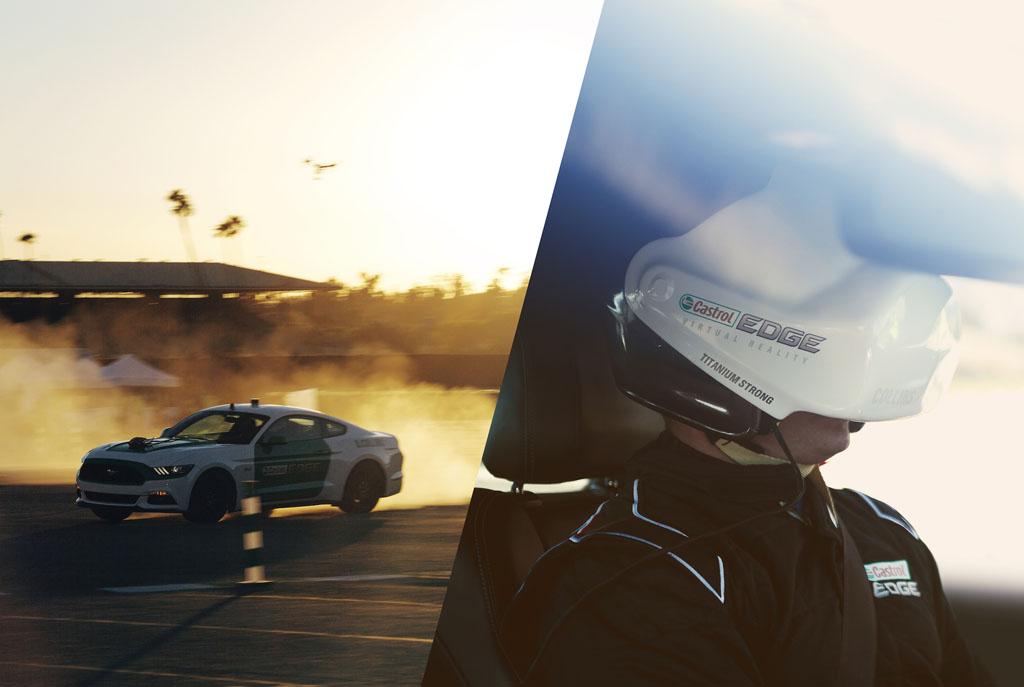 Castrol Virtual Racers
