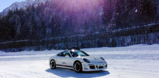 Corsi di guida Porsche