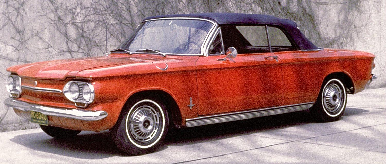 1960 Chevrolet Corvair