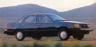 1985 Ford Tempo