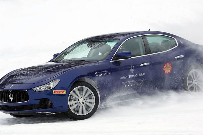 Corsi guida Maserati