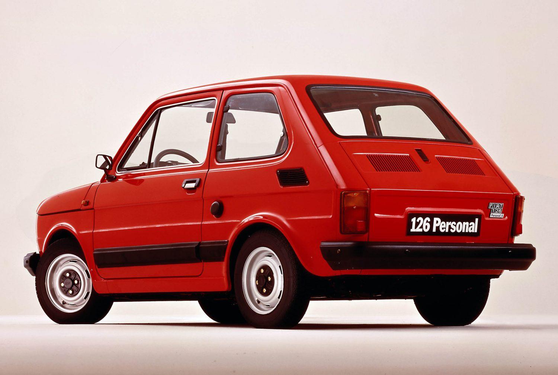 Fiat 126: poco più di tre metri, ma una storia indimenticabile
