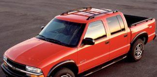 2002 Chevrolet S-10 ZR5