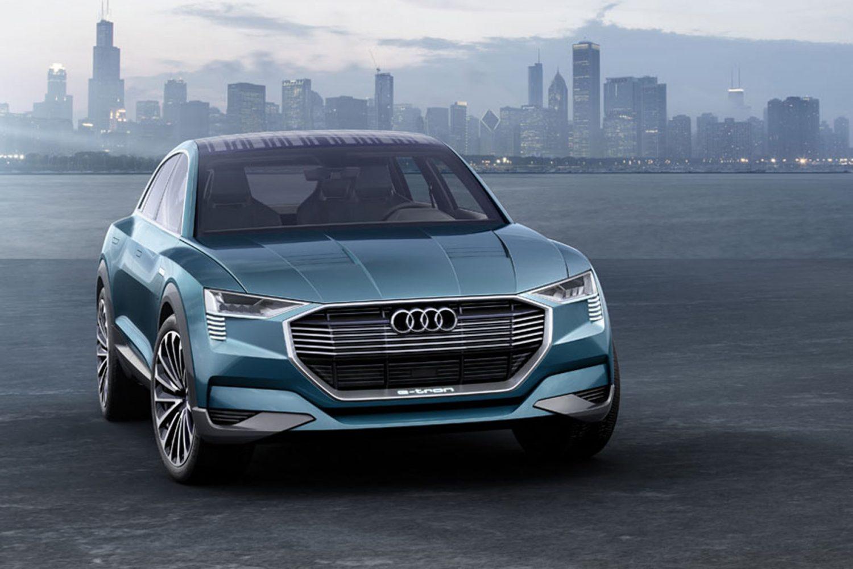 Audi e la guida autonoma
