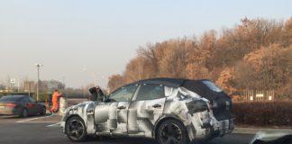Maserati Levante? Forse. Foto scoop sul Brennero