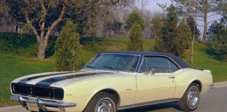 1967 Chevy Camaro: la madre di tutte le Camaro
