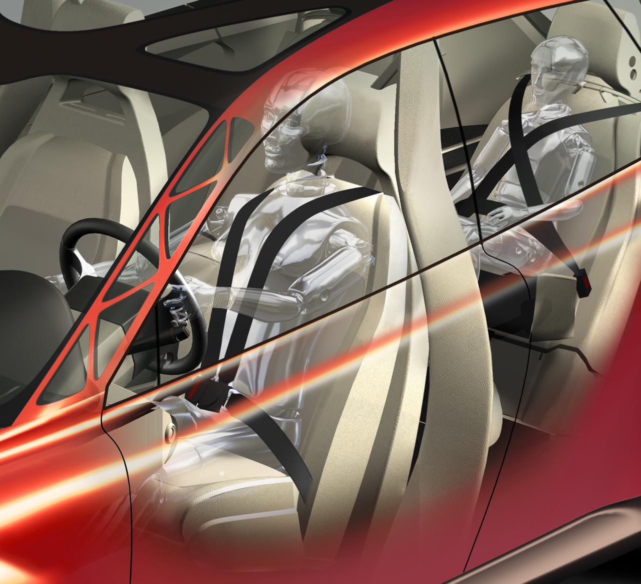Volvo SCC, passato e futuro della sicurezza