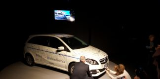 Mercedes-Benz #eTour #IoSonoElettrica
