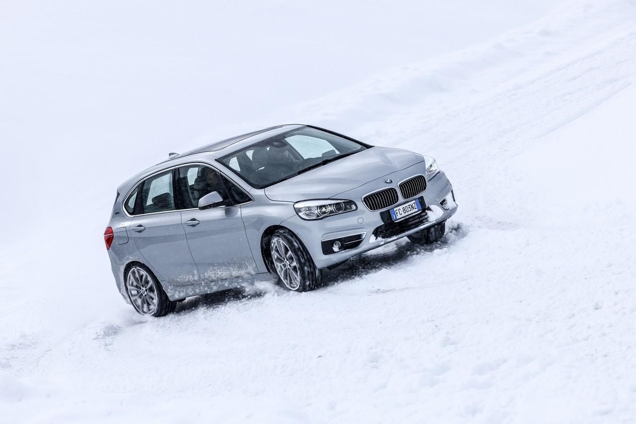 BMW XDrive meets eDrive
