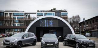 Peugeot Virtual Reality