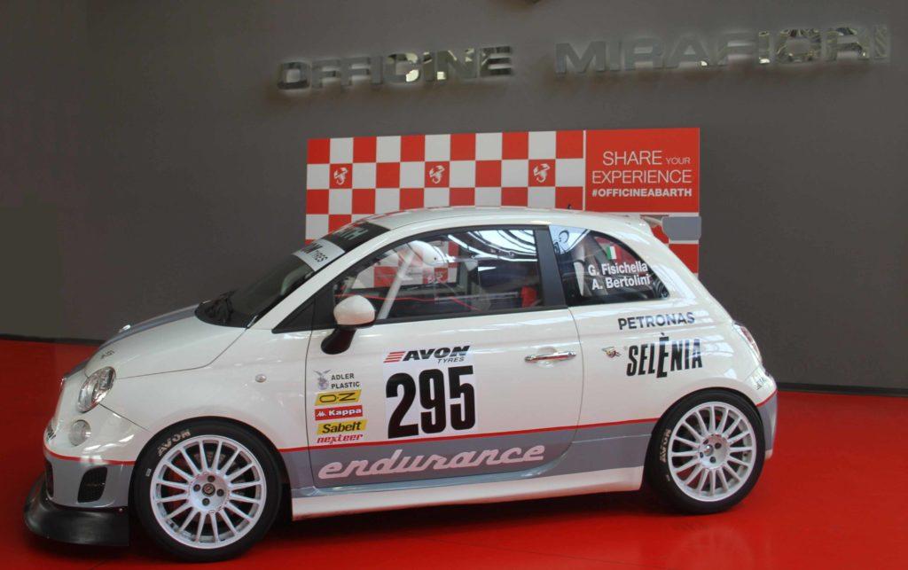 Nexteer è sponsor di Fiat Abarth Racing per il 2016