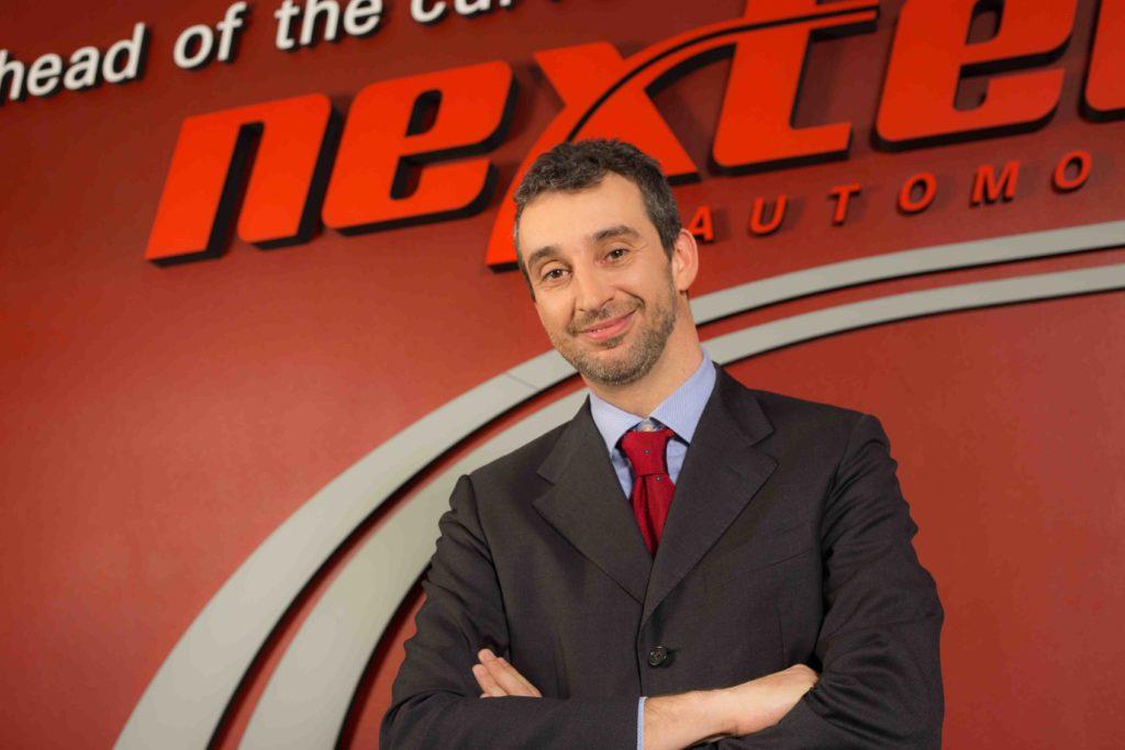 Andrea Romagnoli, Global Fiat Customer Manager per Nexteer