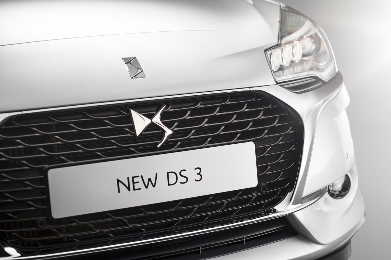 Nuove DS 3 e DS 3 Cabrio