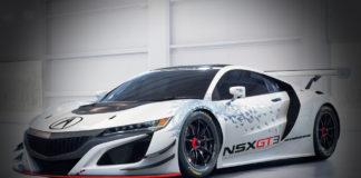 2016 Acura NSX GT3
