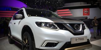 Nissan al Salone di Ginevra