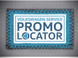 Volkswagen Service Promo Locator