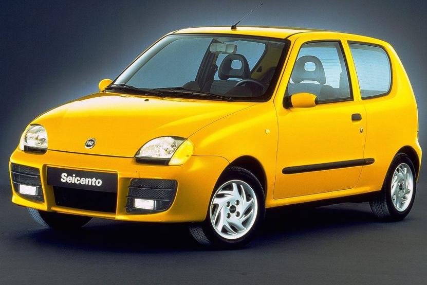 Fiat Seicento  La Modernit U00e0 Dopo Giacosa