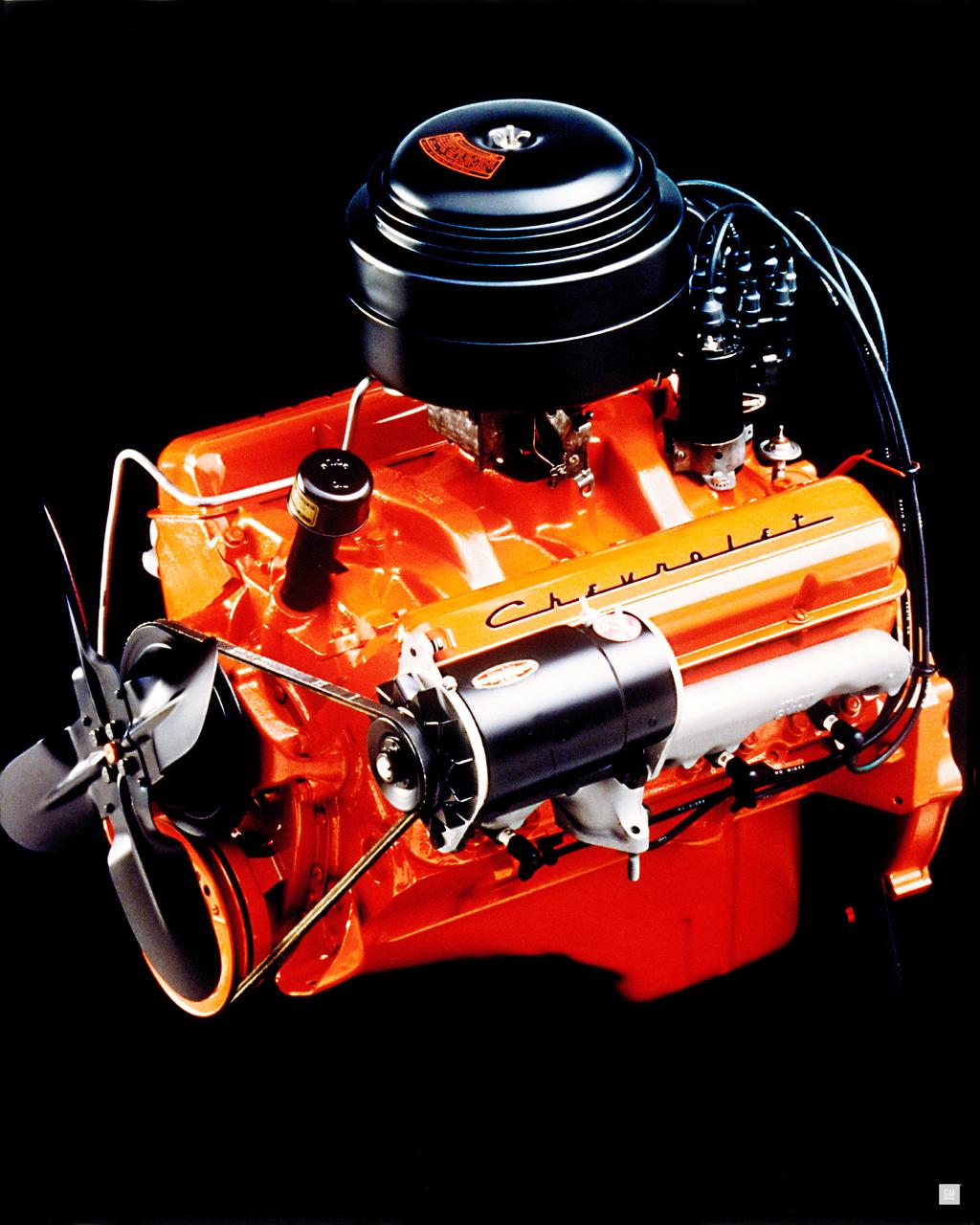 Il primo motore con potenza specifica di 1HP/1ci