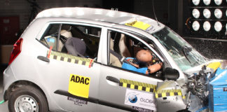 Crash test Euro NCAP