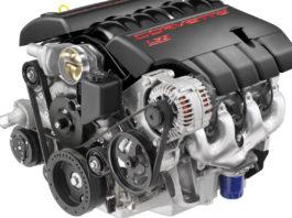 Il motore Chevrolet LS3