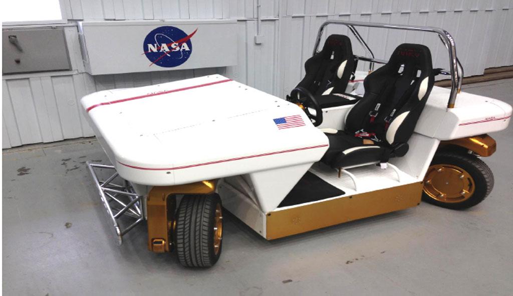 Modular Robotic Vehicle
