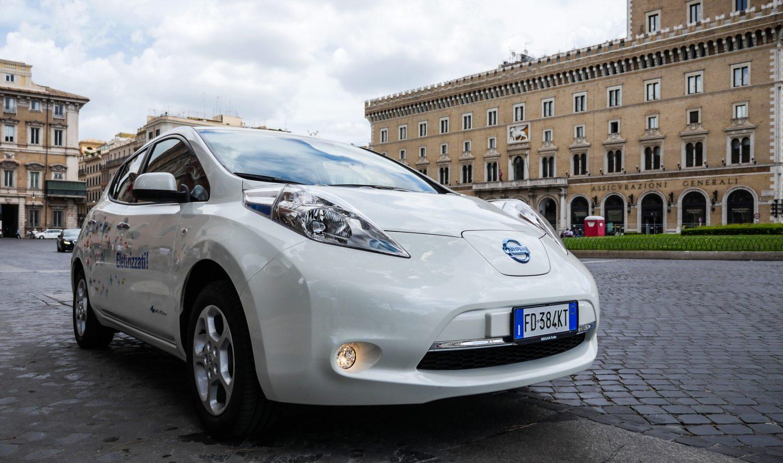 Nissan LEAF ENEL Edition
