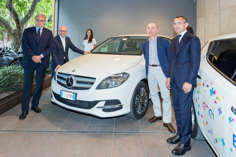 Mercedes-Benz Classe B Electric Drive ENEL Edition