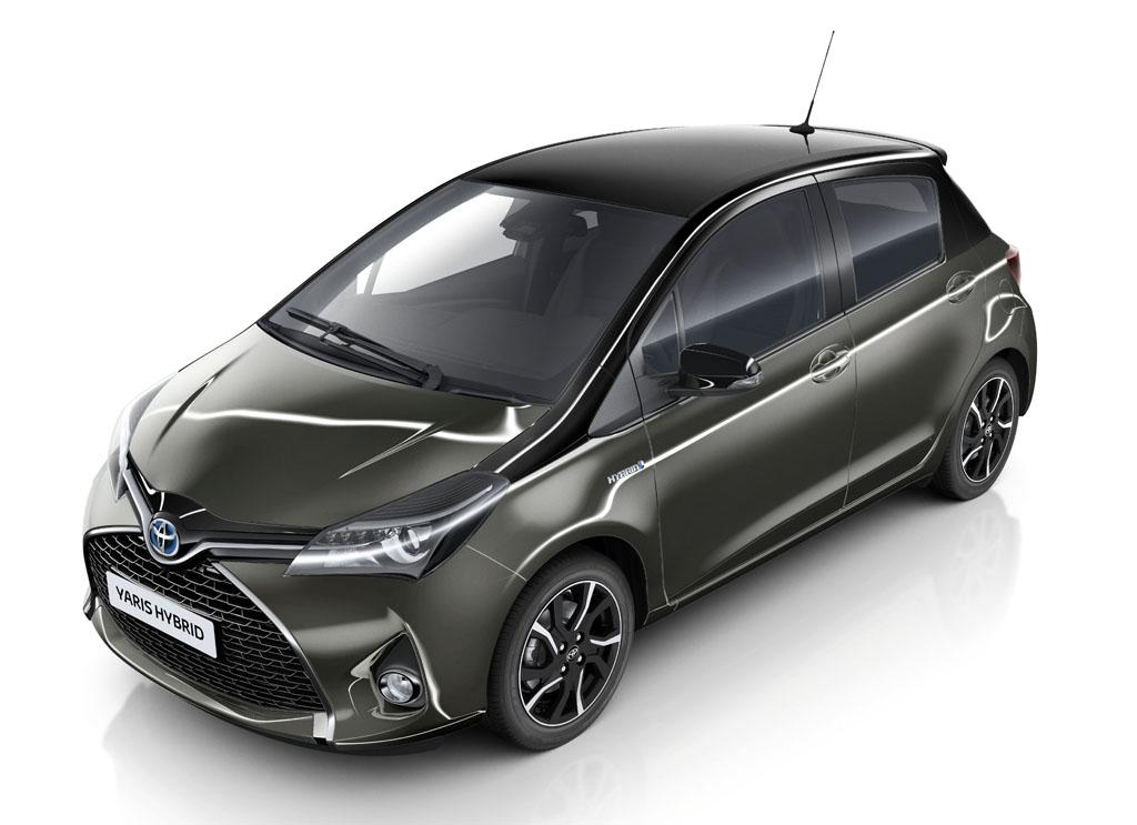 Toyota Yaris Trend Platinum Edition